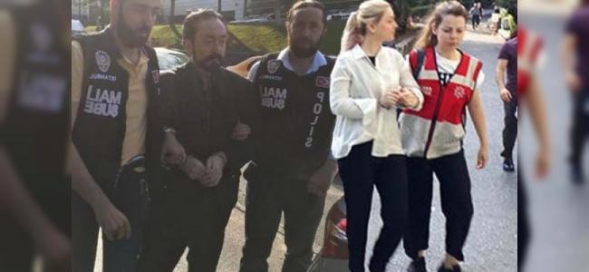 Adnan Oktar'ın Büyük Tuzağı.. Örgütte Polisler de Varmış!