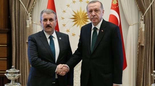 BBP Lideri Mustafa Destici Kabinede Görev Alacak Mı?