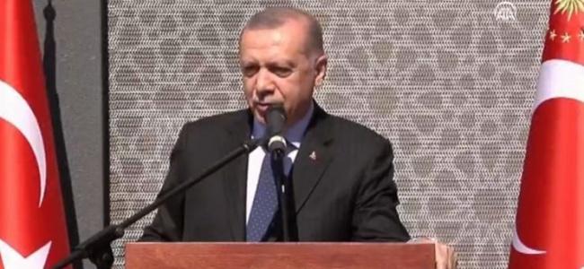 Cumhurbaşkanı Erdoğan'dan Güney Afrika'ya FETÖ Uyarısı!
