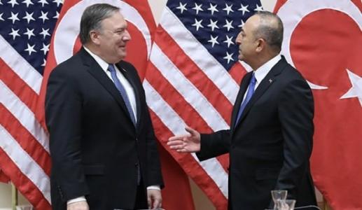 Dışişleri Bakanı Çavuşoğlu, Pompeo'yla Görüşmede Rest Çekti!