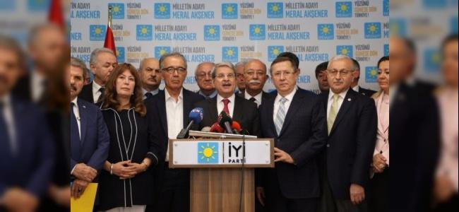 """İYİ Parti'den Meral Akşener Kararı! """"Başka Bir İrade Ortaya Çıktı"""""""