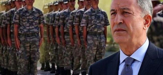 Savunma Bakanı Hulusi Akar'dan Net Mesaj:Bunun Lamı Cimi Yok!