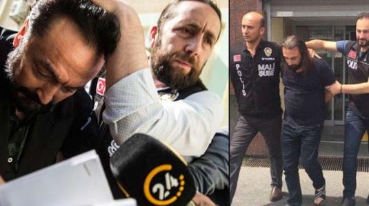 Adnan Oktar'ı Gözaltına Alan Polisi Tehdit Eden Mürid B.K Tutuklandı!