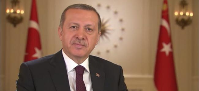 Erdoğan'dan Dikkat Çeken Mesaj: Amaç Türkiye'yi Esir Almak!