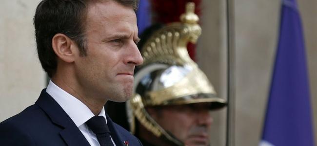 Fransa Cumhurbaşkanı Macron'dan Bomba Çıkış: ABD'ye Güvenemeyiz!