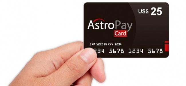 Güvenli Astropay Kart Satın Al