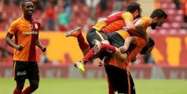 Galatasaray: 4 - Kasımpaşa: 1 | Canlı Maç Sonucu