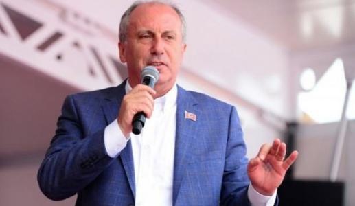 Muharrem İnce, Kılıçdaroğlu'na Sert Çıktı: İspatlasın, Siyaseti Bırakırım!