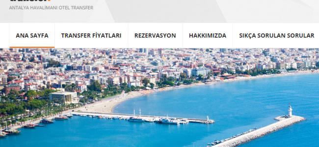 7/24 Antalya Havalimanı Transfer
