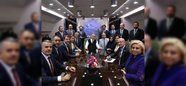Başkan Erdoğan'dan Kaşıkçı Açıklaması: Sessiz Kalmamız Mümkün Değil!