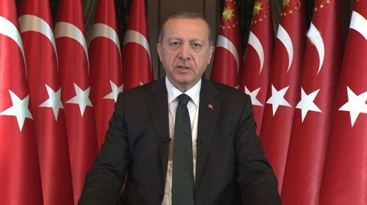 Cumhurbaşkanı Erdoğan'dan 29 Ekim Mesajı: Bu Şeref Bize Yeter!