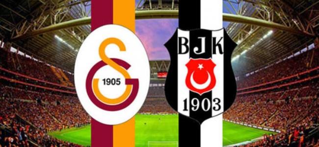Beşiktaş Galatasaray Derbisi Nefes Kesecek