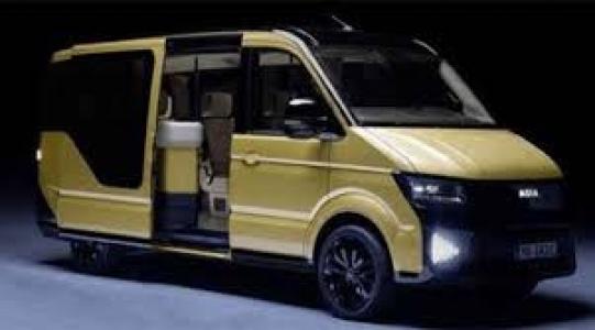 Türkiye'deki Minibüsler Artık Ford Fabrikalarında Üretilecek
