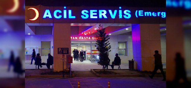Burdur'da Vatandaşlar Hastanelere Akın Ediyor
