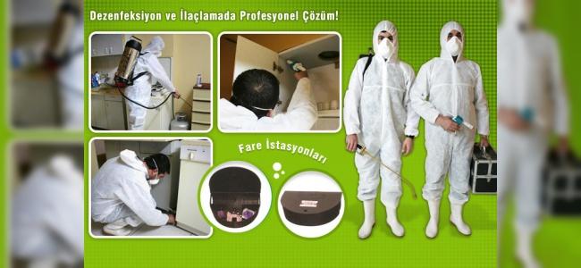 İstanbul Kartal Böcek İlaçlama
