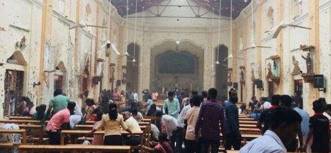 Sri Lanka'da kilise ve otellere bombalı intihar saldırısı