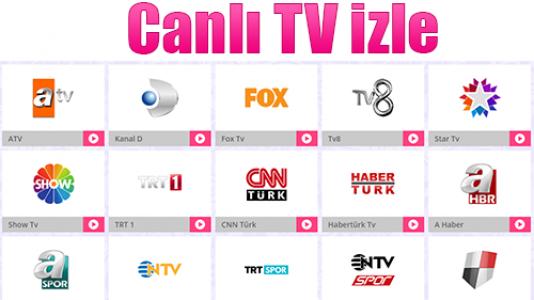 İnternetten Televizyon İzlemenin En Kaliteli Adresi