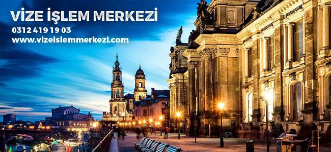 Almanya Turist Vizesi