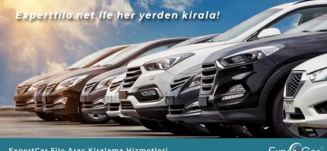 Antalya Araç Kiralamada ExpertCar Filo