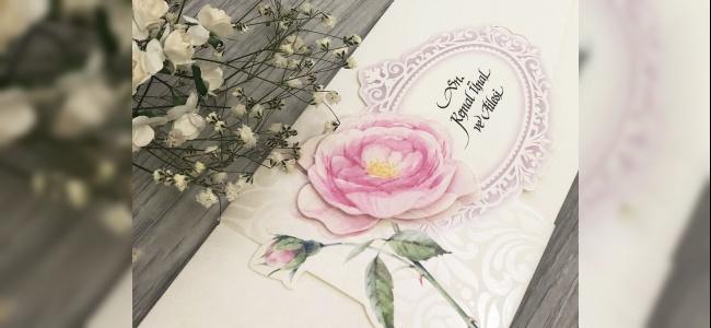 Düğün Davetiyesi Seçimi Nasıl Olmalıdır?