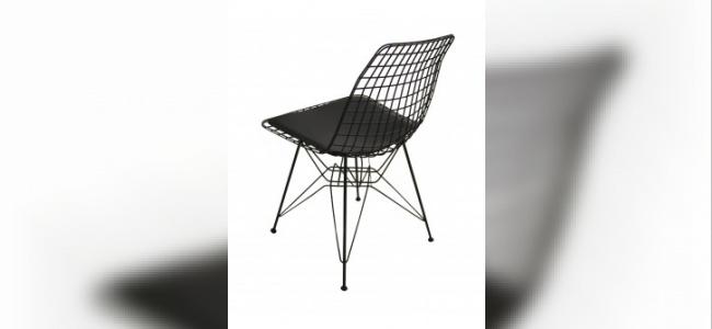 Tel Sandalye Modelleri