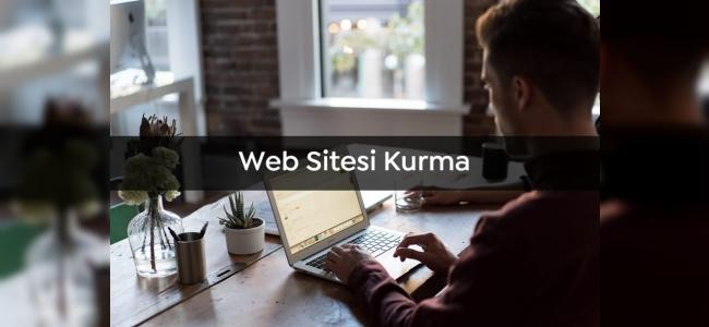 Web Sitesi Kurma