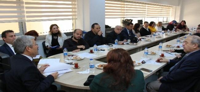 Engelsiz Hizmet Komisyonu toplandı
