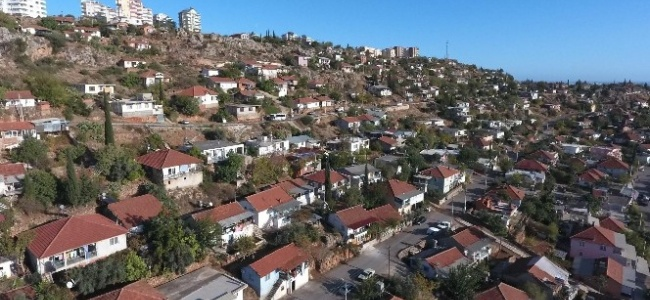 Masa Dağı'nda 5 mahalleye 5 kat izni