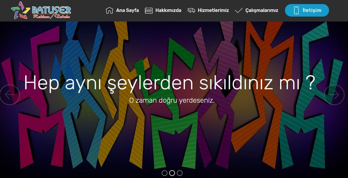 Erzurum Batuser Reklam Ve Tabela