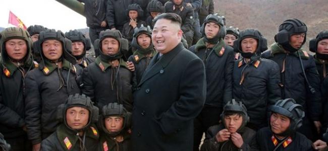 Kuzey Kore rahat durmuyor ABD ve Japonya'ya tehdit