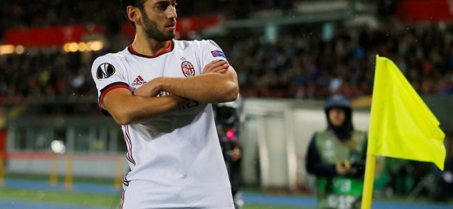 UEFA Avrupa Liginde Hakan Çalhanoğlu Şov