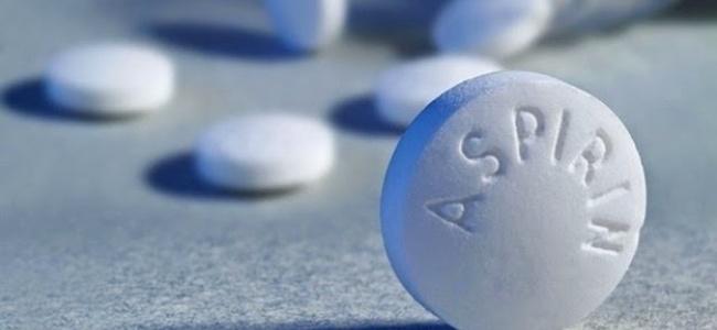 Aspirin'in yeni faydası keşfedildi