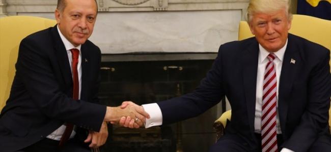 Erdoğan ABD'ye gitmeden önce şok bir karar alındığı iddaa edildi
