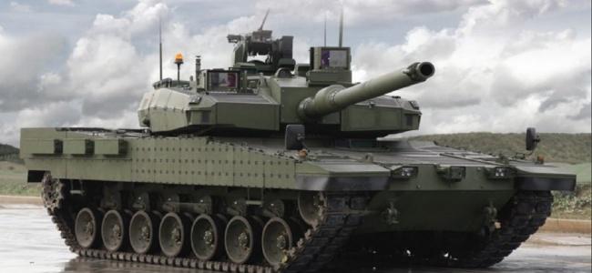 Milli Tank Altay için İngilizler teklif verdi