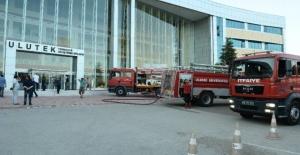 Bursa'da Teknoloji Merkezi'nde...