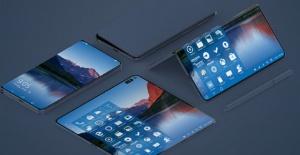 Huawei'den Bu Kez de Katlanabilir Akıllı Telefon Bombası!