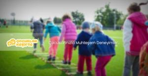 Çocuklara Özel Etkinlik Platformu Çocuklar Keşifte