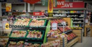 Şok Süpermarket İndirimleri Ebroşür'de