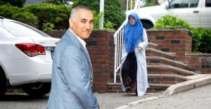 Adil Öksüz'ün Eşi ABD'de Görüntülendi!...