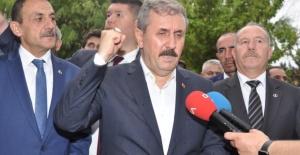 Destici'den Çok Sert HDP Çıkışı:...