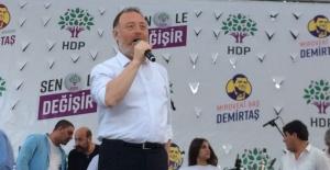 HDP'li Temelli'den Polislere Küstah Tehdit: Sizden Hesap Soracağız!