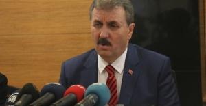 Mustafa Destici: HDP'ye Barajı Aştırmaya...