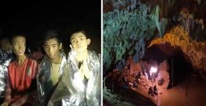Tayland'da Mahsur Kalan Çocuklar Nasıl Kurtarılıyor? 8'i Kurtarıldı