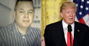 Türkiye'den Trump'a Papaz Brunson Cevabı!