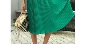 En Şık Kapalı Elbise Modelleri