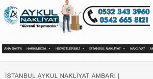İstanbul Aydın Nakliyat ve İstanbul Aydın Ambarı
