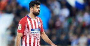 Fenerbahçe cephesinde Diego Costa iddiası