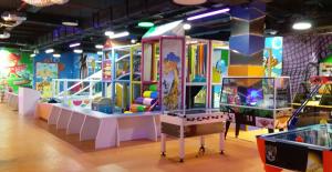 Güvenli Eğlencenin Adresi Metro Playland