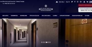 Mükemmel Bir Batum Tatili İçin Euphoria Hotel