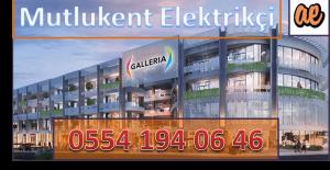 Ankara Ümitköy Elektrikçileri